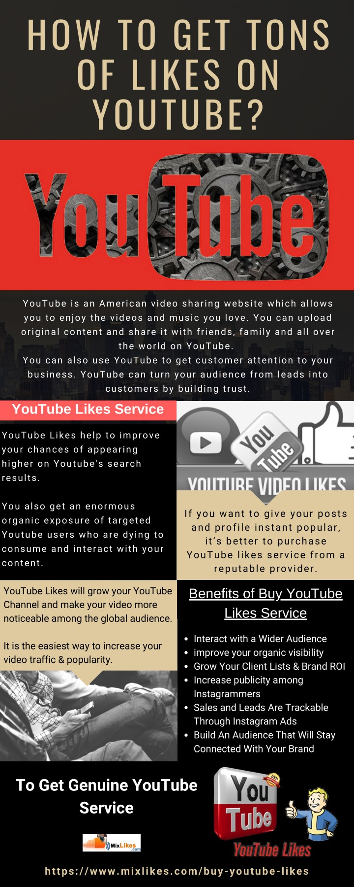 how to get tons of likes on youtube n.