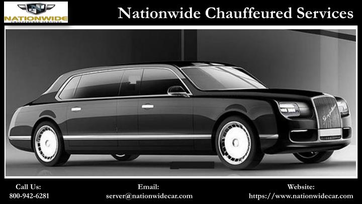 nationwide chauffeured services n.