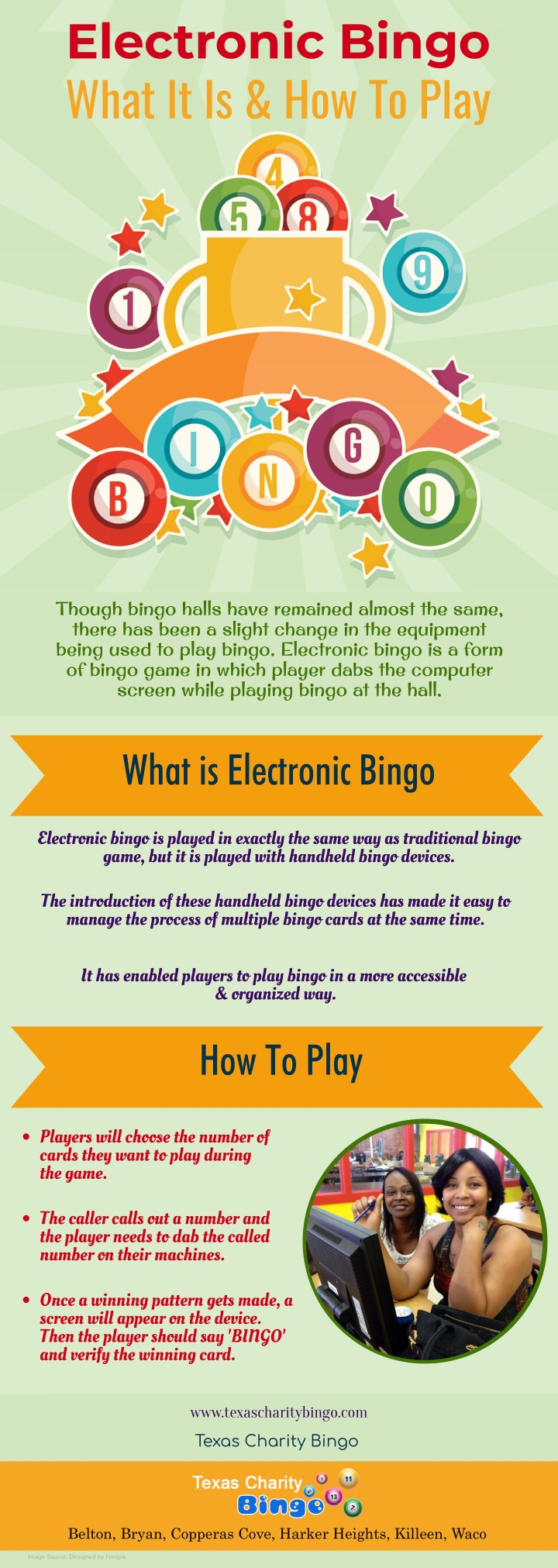 electronic bingo what it is how to play n.