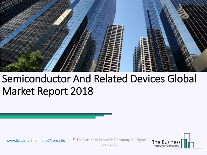 semiconductor and related devices global n.