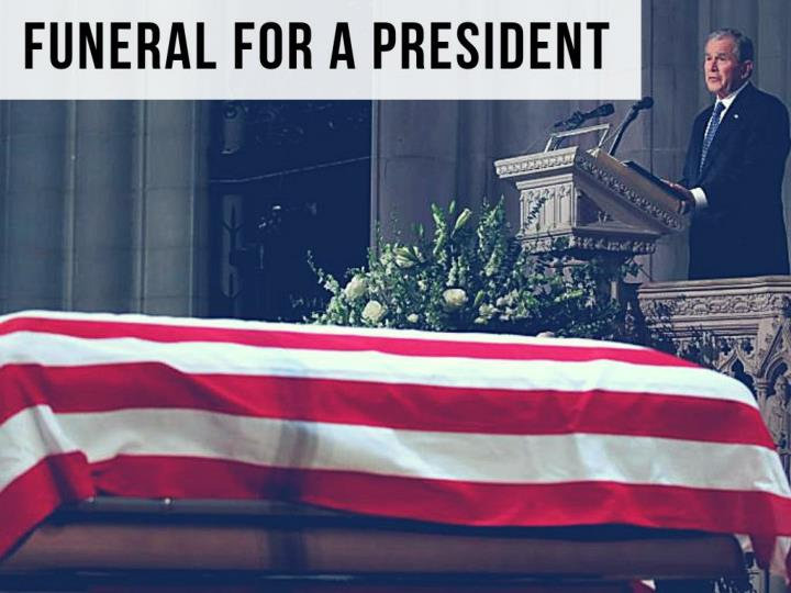 funeral for a president n.