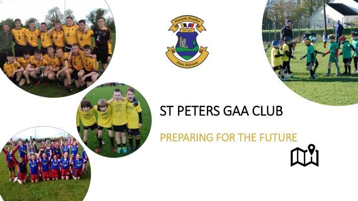 st peters gaa club preparing for the future n.