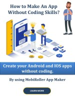 how to make an app without coding skills
