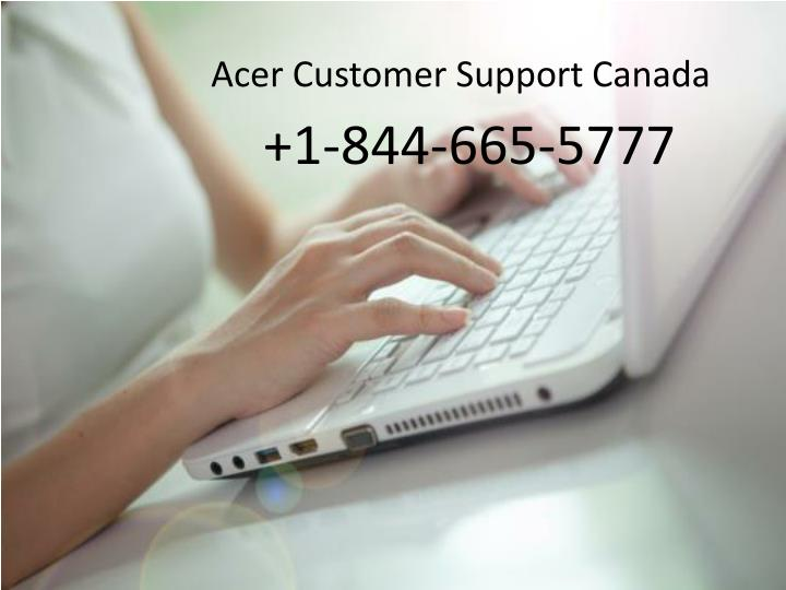 acer customer support canada n.