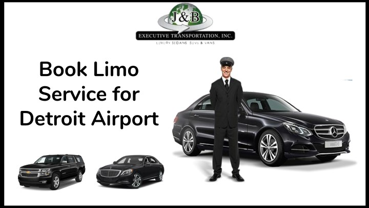 book limo service for detroit airport n.