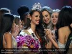 miss philippines catriona gray reacts after being 1