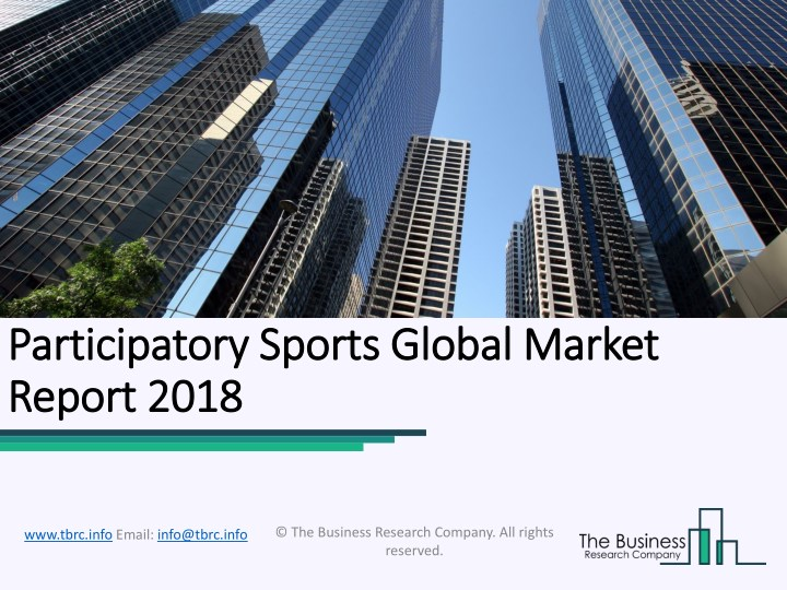 participatory sports global market participatory n.