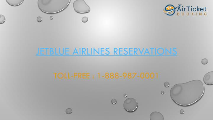 jetblue airlines reservations n.