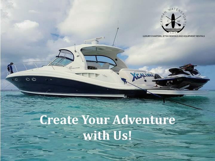 create your adventure with us n.