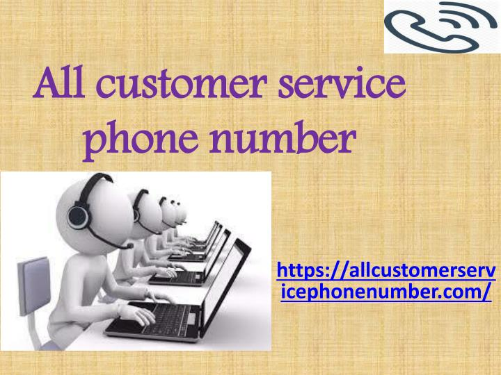 all customer service phone number n.