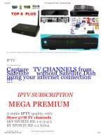 PPT - IPTV SUBSCRIPTION - TOPRECEPTEUR PowerPoint Presentation - ID