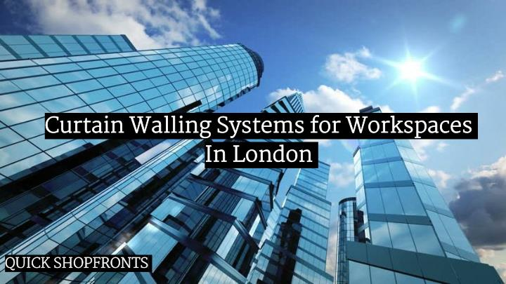 curta in walling systems for workspaces in london n.
