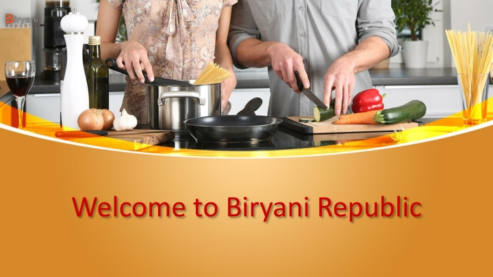 welcome to biryani republic n.