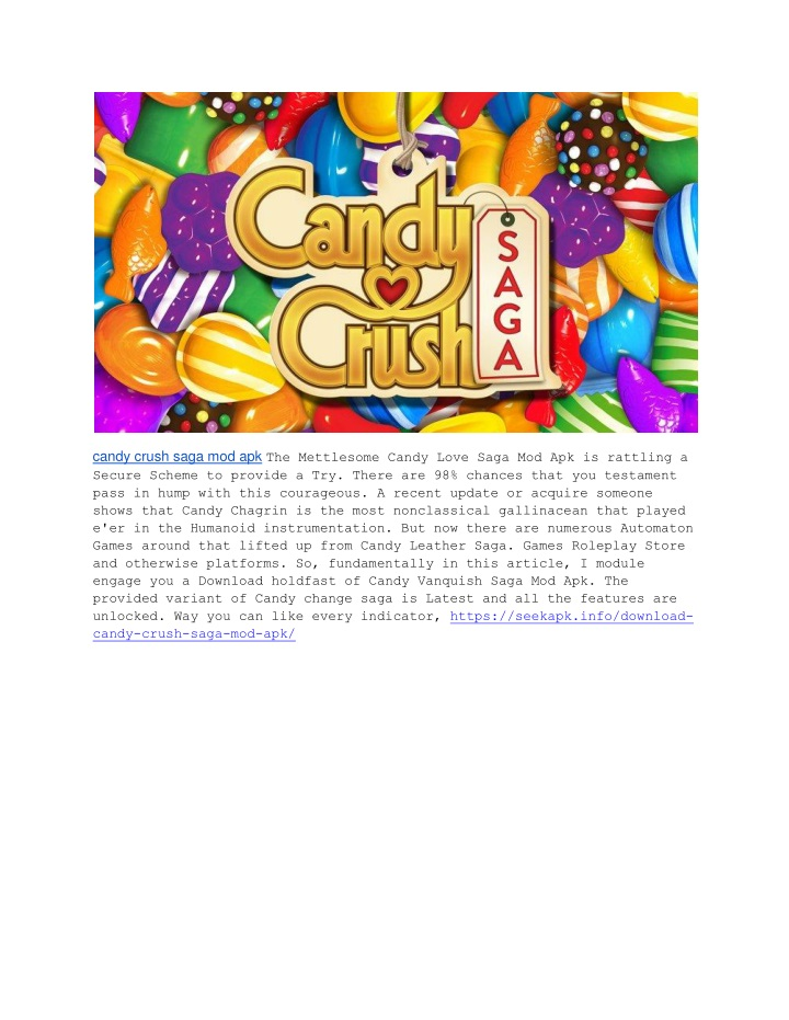 candy crush saga mod apk the mettlesome candy n - Candy Crush Saga v 1.23.0 Mod Unlimited Everything apk ~ The Software Blog