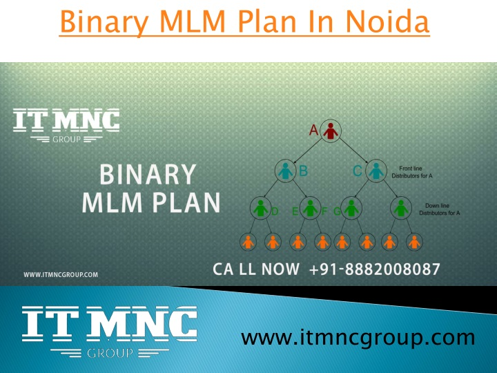 binary mlm plan in noida n.