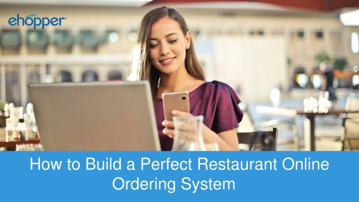 how to build a perfect restaurant online ordering n.