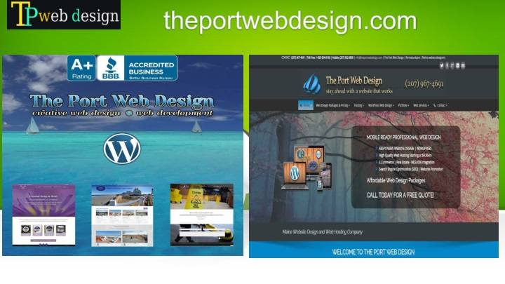 PPT - Top Website Design Company in Laconia, NH PowerPoint