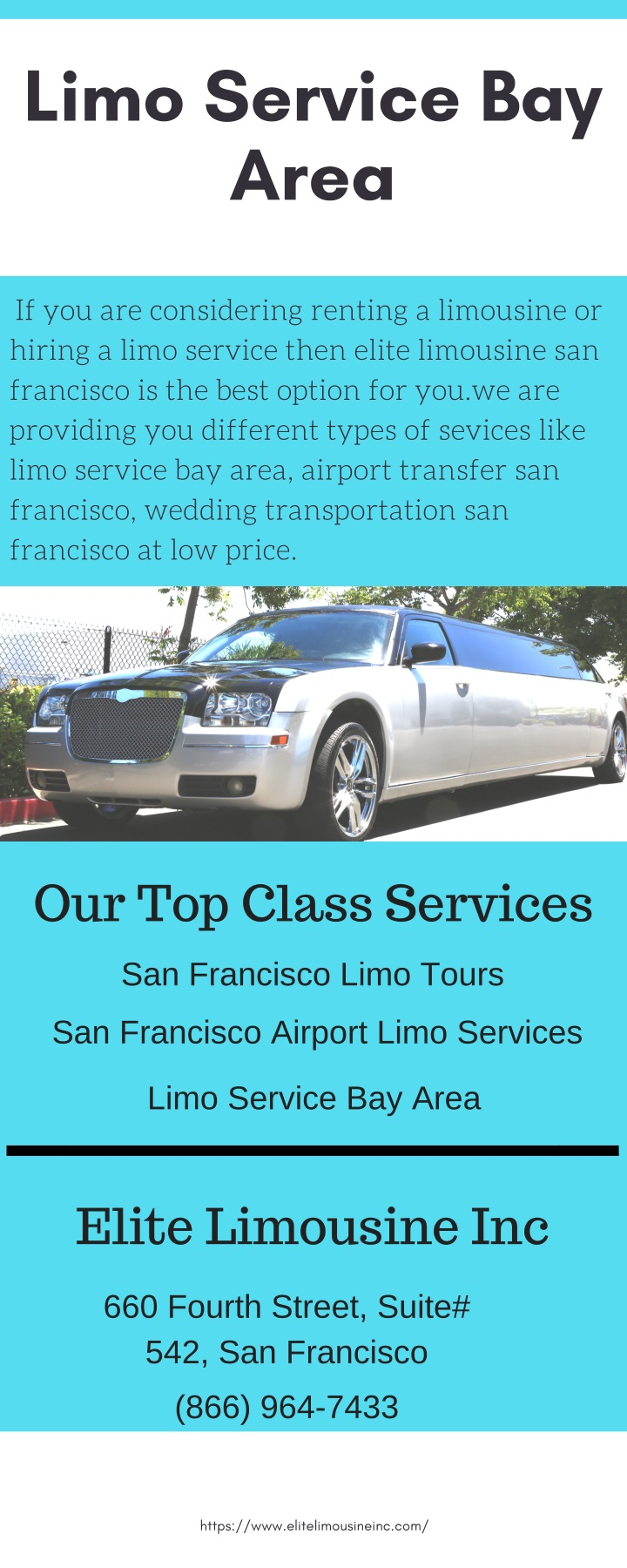 limo service bay area n.