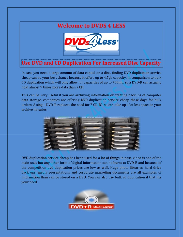welcome to dvds 4 less n.