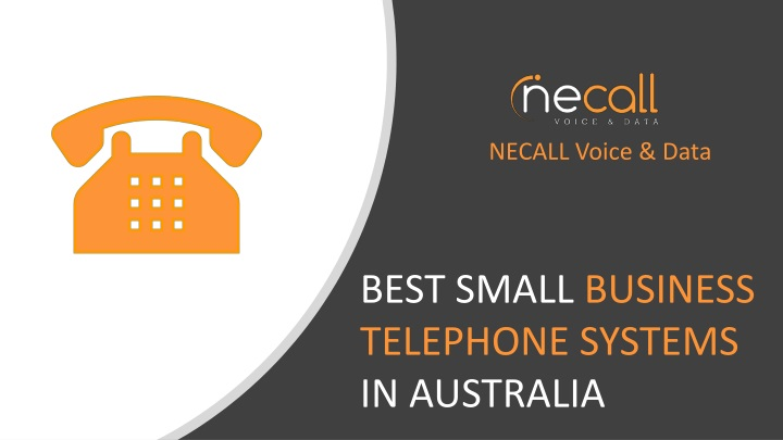 best small business telephone systems in australia n.