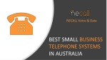 best small business telephone systems in australia