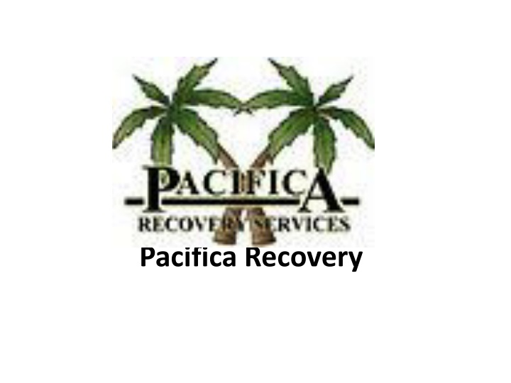 pacifica recovery n.