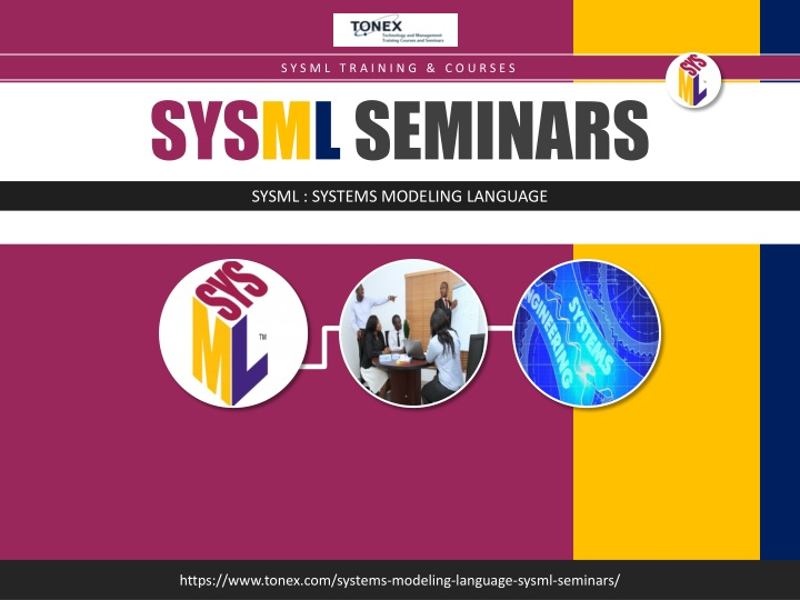 sysml training courses n.