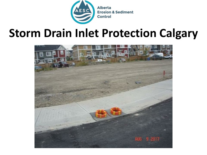 storm drain inlet protection calgary n.