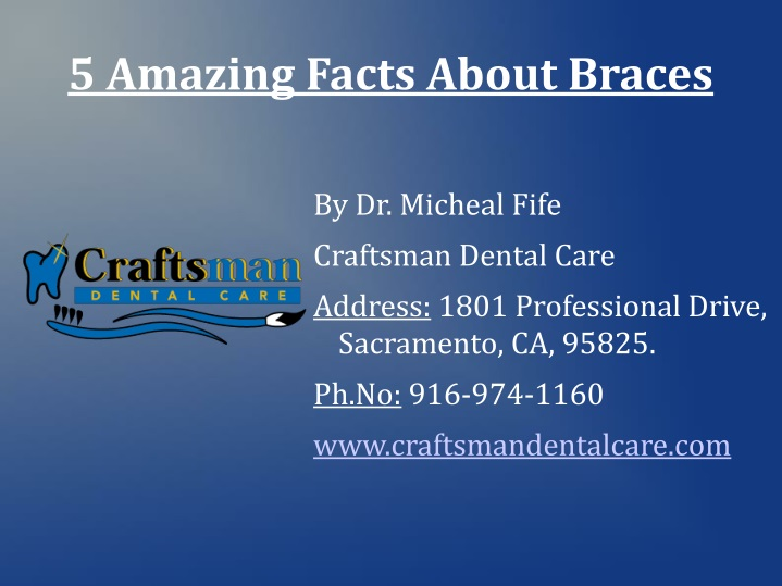 5 amazing facts about braces n.