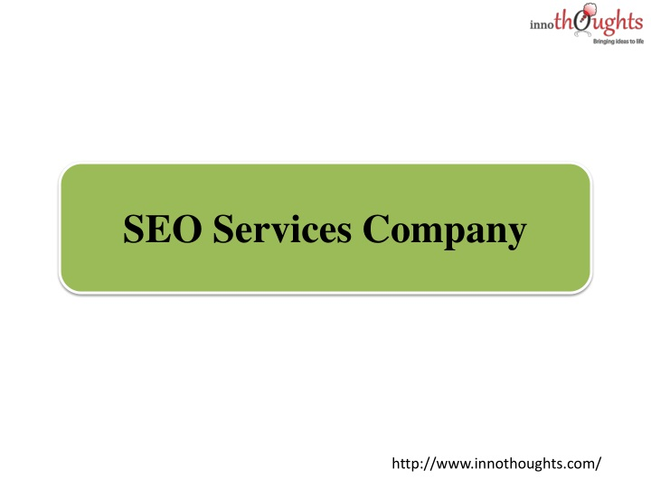seo services company n.