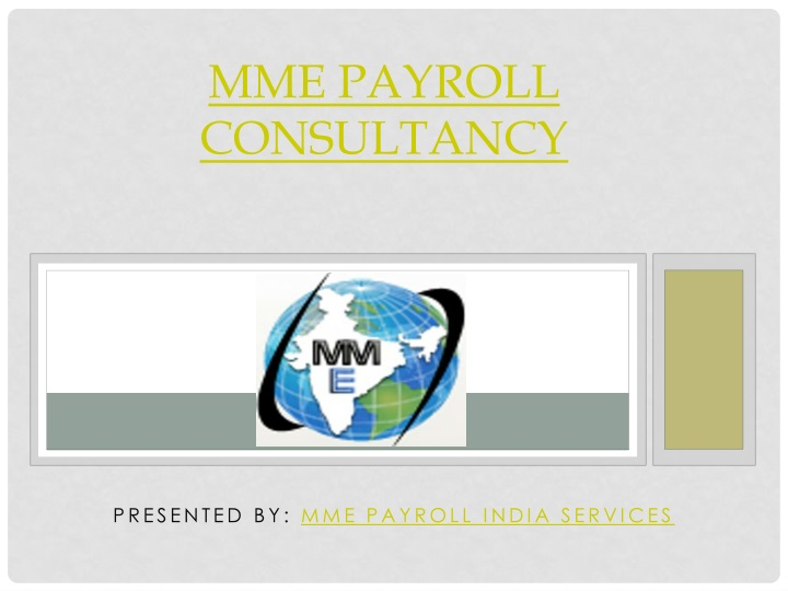 mme payroll consultancy n.