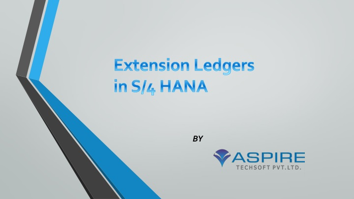 extension ledgers in s 4 hana n.