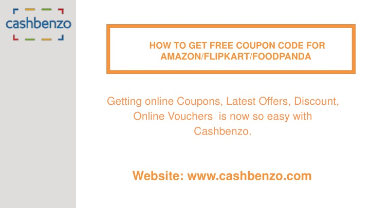 how to get free coupon code for amazon flipkart n.