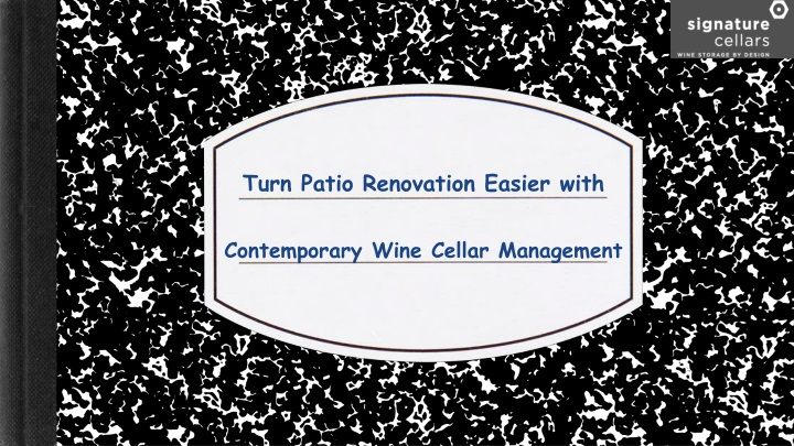 turn patio renovation easier with n.