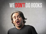 we don t do books