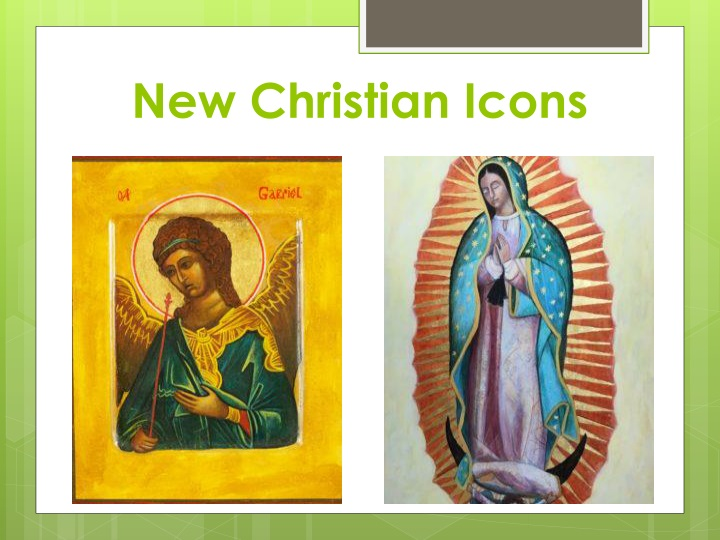 new christian icons n.