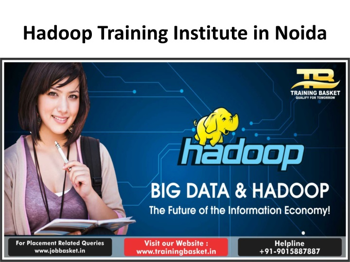 hadoop training institute in noida n.