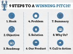 9 steps to a winning pitch