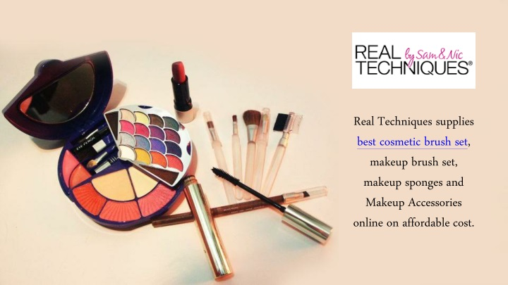 real techniques supplies best cosmetic brush n.