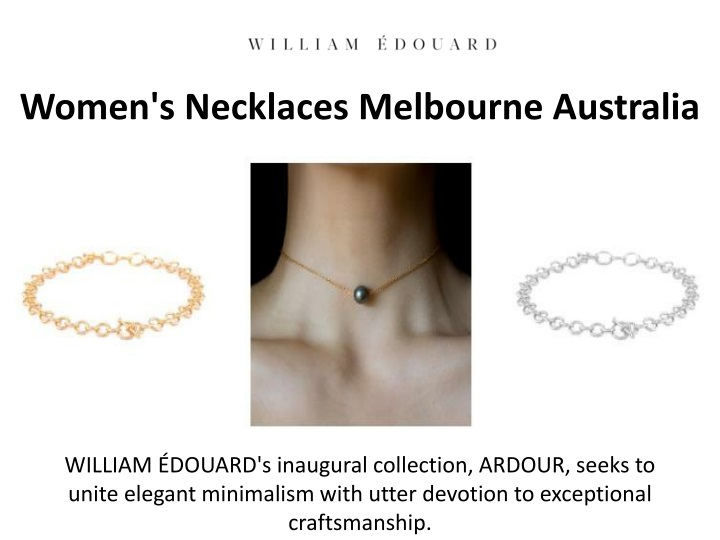 women s necklaces melbourne australia n.