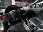 the interior of the subaru wrx sti s209 reuters