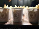 french fries in cups brad mills usa today sports
