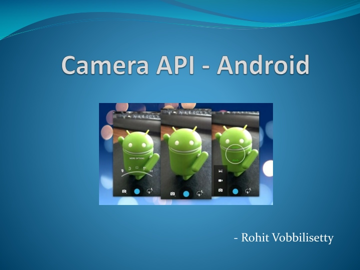 camera api android n.