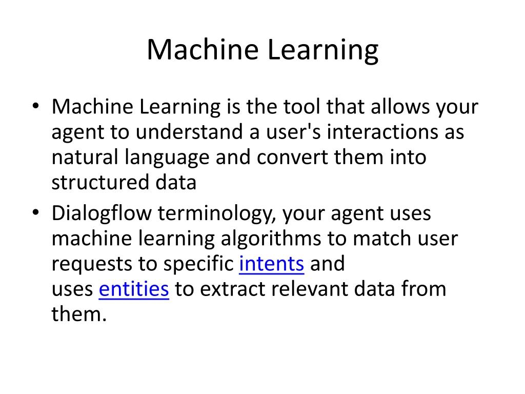 PPT - Dialogflow (aka API AI) PowerPoint Presentation - ID