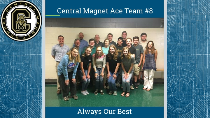 central magnet ace team 8 n.
