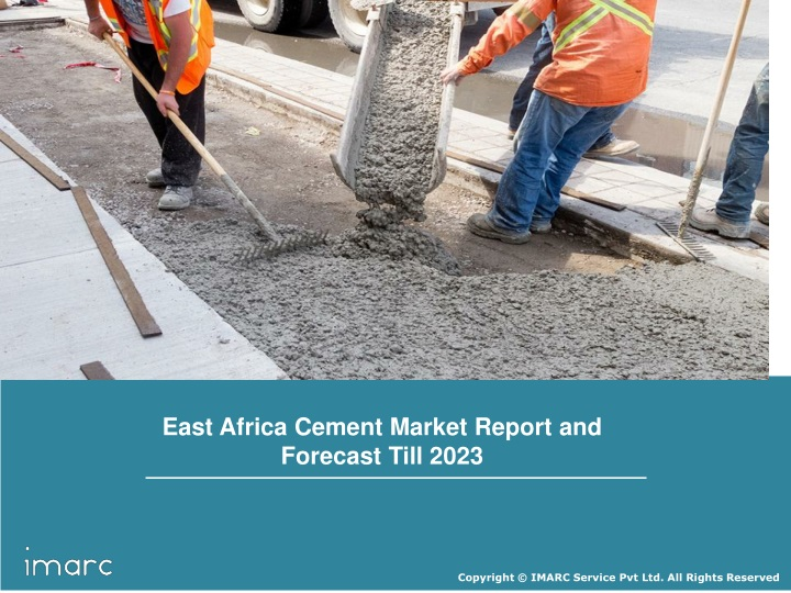 east africa cement market report and forecast n.