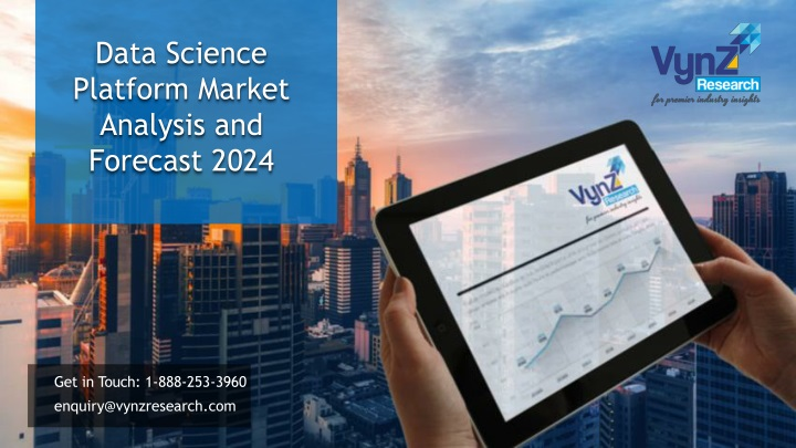 data science platform market analysis n.