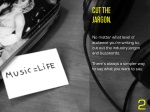 cut the jargon
