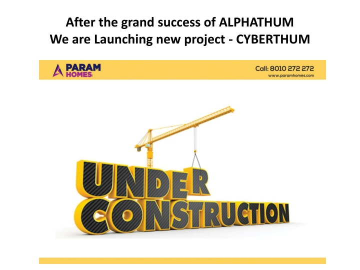 after the grand success of alphathum we are launching new project cyberthum n.