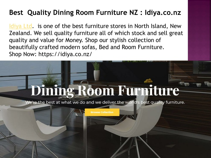 Top Dining Furniture Nz This Year @house2homegoods.net